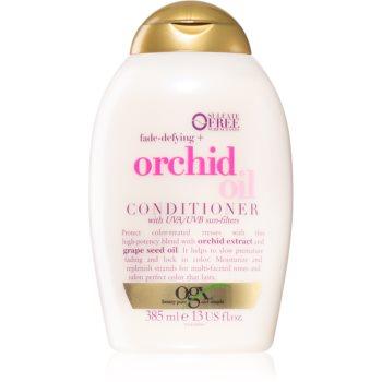 OGX Orchid Oil balsam pentru pãr vopsit imagine