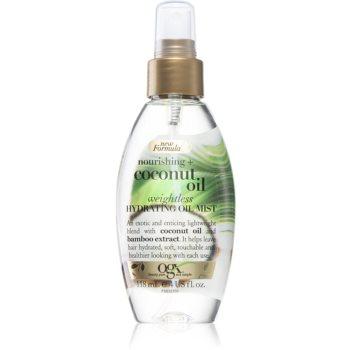 OGX Coconut Oil Ulei hrănitor și hidratant pentru păr