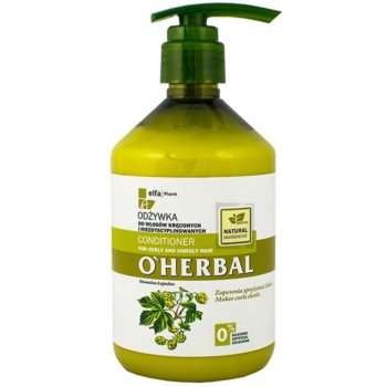 O'Herbal Humulus Lupulus Conditioner For Unruly And Frizzy Hair
