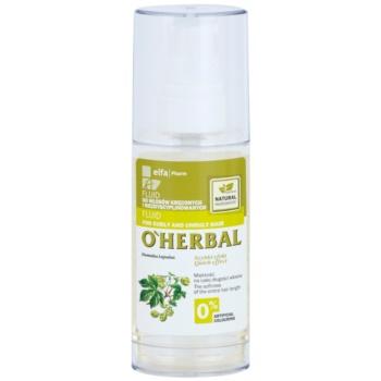 O'Herbal Humulus Lupulus флюїд для неслухняного та кучерявого волосся