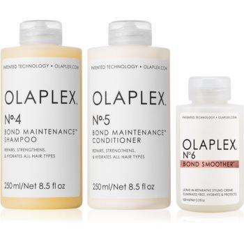 Olaplex Bond Maintenance set de cosmetice (pentru par normal)