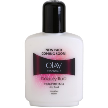 Olay Essential - Moisture овлажняващ флуид за чувствителна кожа на лицето