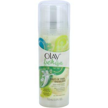Olay Fresh Effects ексфолиращ пилинг за мазна кожа склонна към акне