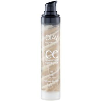 Olay Regenerist Crema CC cu efect anti-rid SPF 15