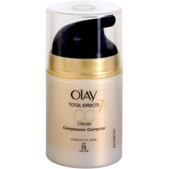 Olay Total Effects СС крем проти зморшок 1