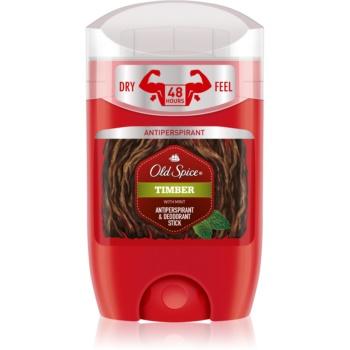Old Spice Odour Blocker Timber antiperspirant puternic  50 ml