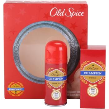 Old Spice Champion Gift Set