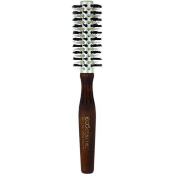 Olivia Garden Eco Ceramic Firm Bristle Thermal Collection krtača za lase