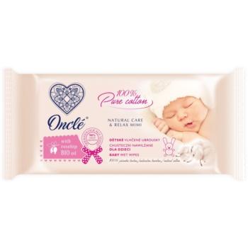Onclé Baby Servetele umede pentru nou-nascuti si copii