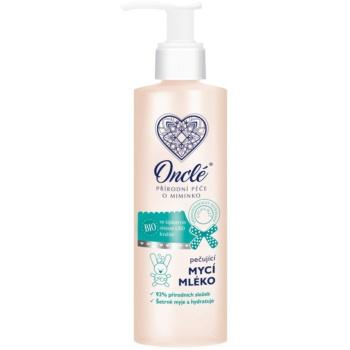 Onclé Baby loțiune de îngrijire pentru spălare pentru nou-nascuti si copii