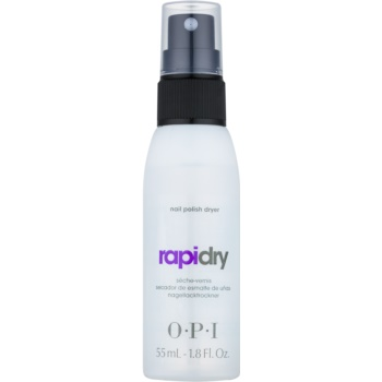 OPI Rapidry spray pentru o mai rapida uscare a lacului de unghii