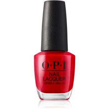 OPI Nail Lacquer Nagellack Big Apple Red 15 ml