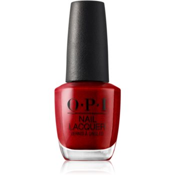OPI Nail Lacquer Nagellack An Affair in Red Square 15 ml