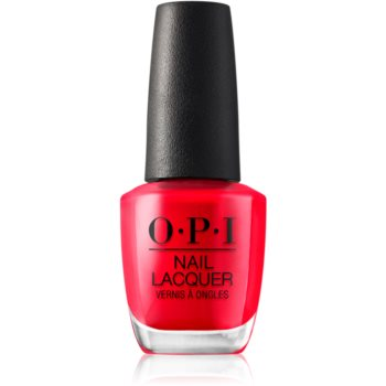 OPI Nail Lacquer Nagellack Coca-Cola Red 15 ml