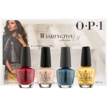 OPI Washington DC coffret I.