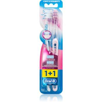 Oral B Precision Gum Care periuta de dinti 2 piese foarte moale imagine produs