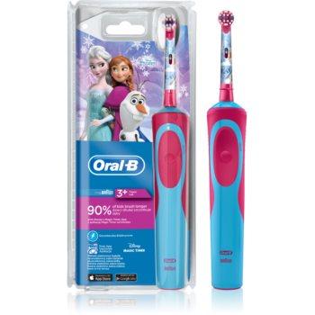 Oral B Stages Power Frozen D12.513K periuta de dinti electrica pentru copii (3+)