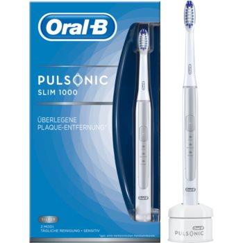 Oral B Pulsonic Slim One 1000 Silver periuta de dinti cu ultrasunete