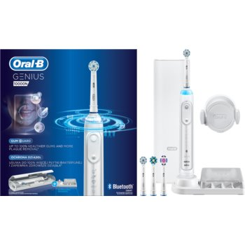 Oral B Genius 10000N White periuta de dinti electrica imagine produs