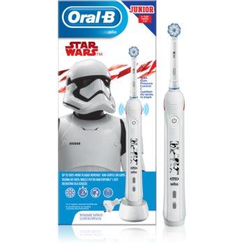 Oral B Junior 6+ Star Wars periuta de dinti electrica poza noua