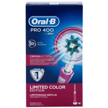 Oral B Pro 400 D16.513 CrossAction periuta de dinti electrica 4