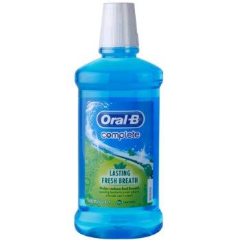 Oral B Complete elixir bocal contra mau hálito