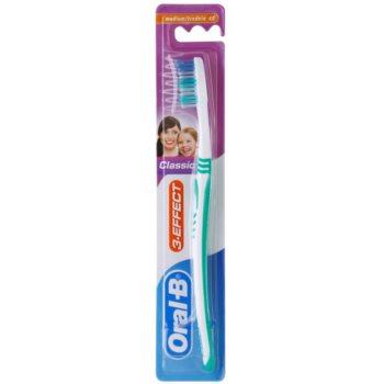 Oral B 3-Effect Classic szczoteczka do zębów medium