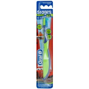 Oral B Stages 3 szczotka do zębów dla dzieci soft