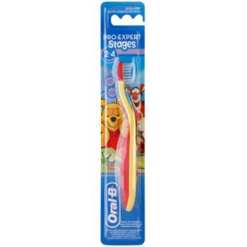 Oral B Stages 2 zobna ščetka za otroke ekstra soft