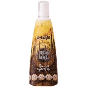 Oranjito Max. Level Babassu Caramel Lapte de bronzare la solar imagine produs