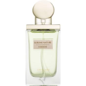 Fotografie Oriflame Sublime Nature Tuberose parfém pro ženy 50 ml