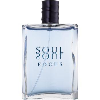 Oriflame Soul Focus Eau de Toilette pentru bărbați