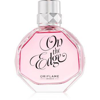 Oriflame On the Edge eau de toilette pentru femei