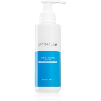 Oriflame Optimals gel hidratant de curatare