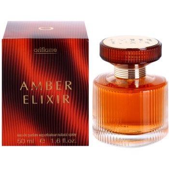 Oriflame Amber Elixir parfemovaná voda pro ženy 50 ml