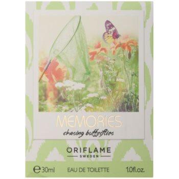 Oriflame Memories: Chasing Butterflies туалетна вода для жінок 1