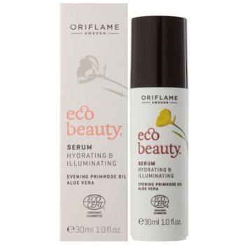 Oriflame Eco Beauty ser cu efect iluminator pentru toate tipurile de ten 2