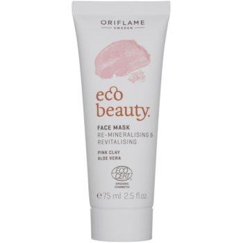 Oriflame Eco Beauty masca revitalizanta cu minerale