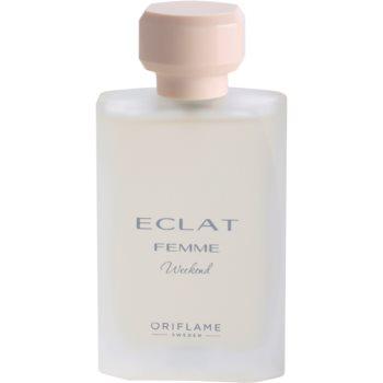 Oriflame Eclat Femme Weekend Eau de Toilette pentru femei 3