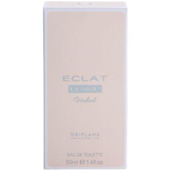 Oriflame Eclat Femme Weekend Eau de Toilette pentru femei 4