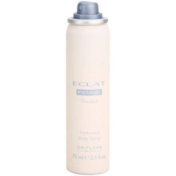 Oriflame Eclat Femme Weekend Deodorant spray pentru femei 1