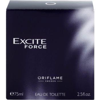 Oriflame Excite Force Eau de Toilette pentru barbati 4