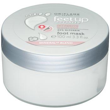 Oriflame Feet Up Advanced masca hidratanta pentru picioare