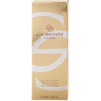 Oriflame Giordani Gold парфумована вода для жінок 4
