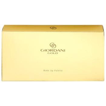 Oriflame Giordani Gold кутия с декоративна козметика 3