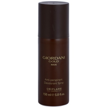 Oriflame Giordani Gold Man Deo-Spray für Herren