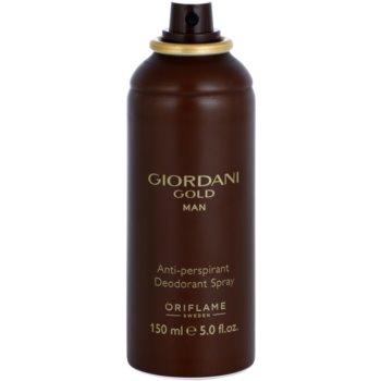 Oriflame Giordani Gold Man Deo-Spray für Herren 1