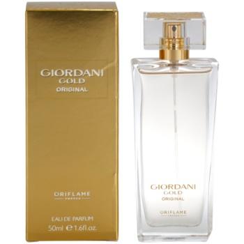 Oriflame Giordani Gold Original eau de parfum pentru femei