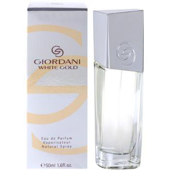 Oriflame Giordani White Gold парфумована вода для жінок
