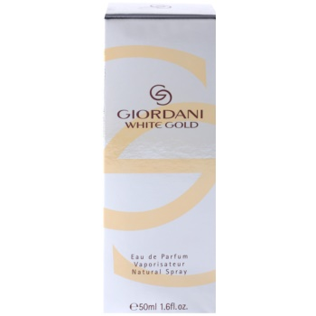 Oriflame Giordani White Gold парфумована вода для жінок 4